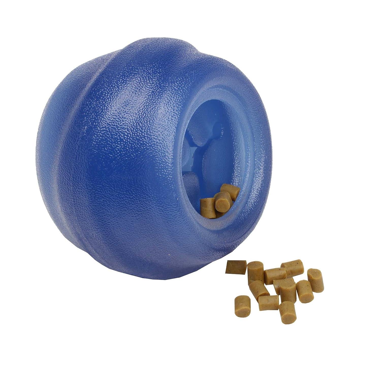 Eterna gomma cane giocattolo per trattare dispenser e igiene dentale – grande