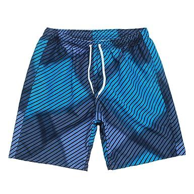 Herren Badeshorts Kurzshorts Schwimmhose Bermudashorts Boardshorts Badehose Neu