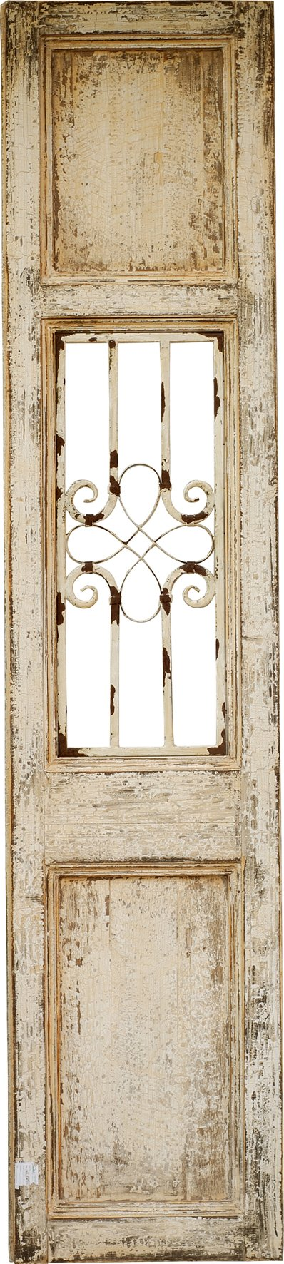 A&B Home 88520 Adela French Country Decorative Wood Panel, 19 by 87-Inch