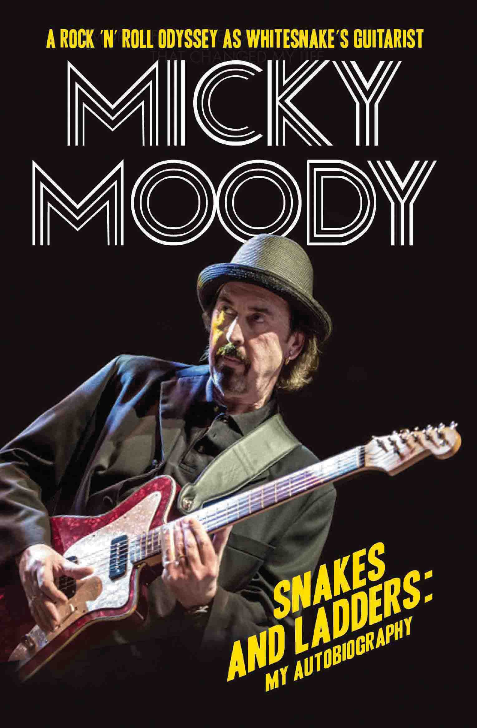 Download Micky Moody: Snakes and Ladders: My Autobiography pdf