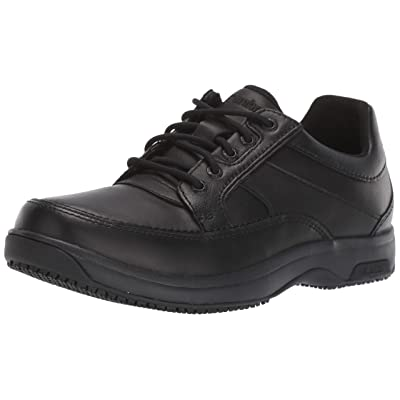 Dunham Men's Midland Service Shoe, Black, 180 4E US | Fashion Sneakers