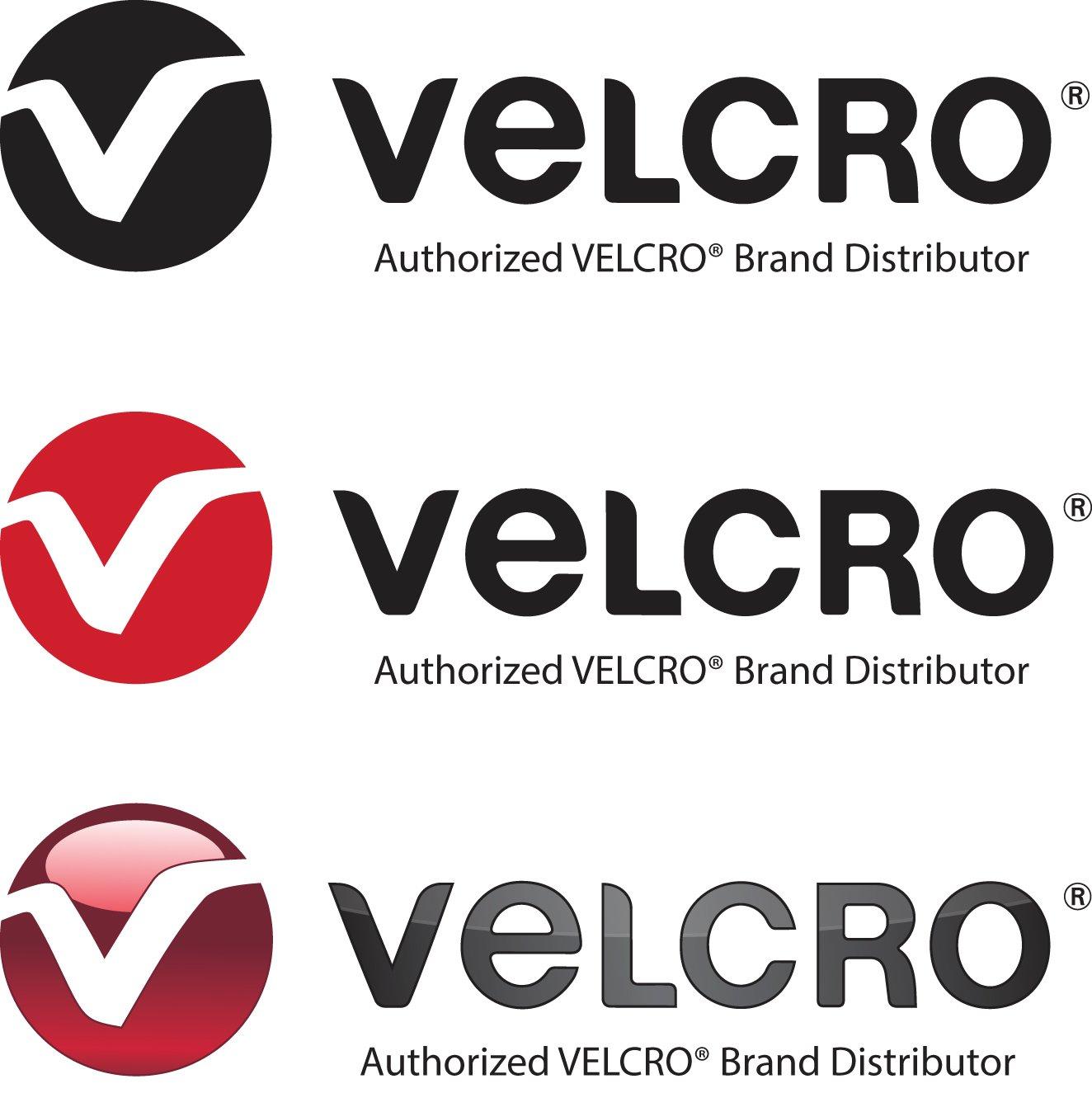 VELCRO Brand Fascette riapribili 30mm x 5m Nero VEL60254
