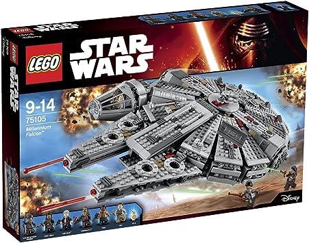 GIFT LEGO STAR WARS FAST 75105-2015 BESTPRICE NEW FINN FIGURE