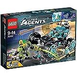 LEGO Ultra Agents - 70169 - Jeu De Construction - La Patrouille