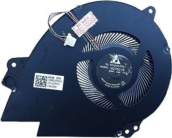 (Versión CPU) Ventilador Ventilador Compatible con ASUS ROG ...