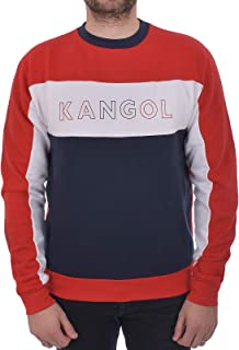Kangol Mens Perry Crew Sweatshirt