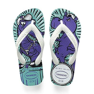 e8ed99dc3 Havaianas Flip Flops Kids Radical  Amazon.co.uk  Shoes   Bags