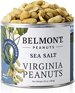product image for Belmont Peanuts Sea Salt Virginia Peanuts, 10 oz, Classic Collection