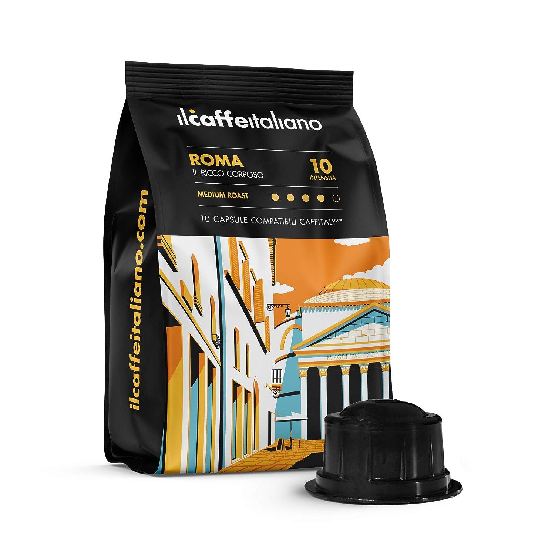 FRHOME - Caffitaly 100 Càpsulas compatibles - Il Caffè Italiano ...