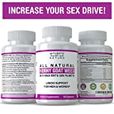 Horny Goat Weed for Men and Women. All Natural
