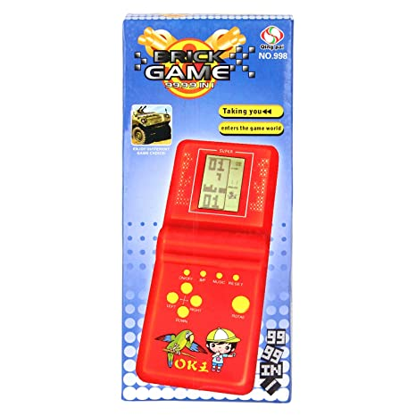 Buy Teddy Berry Cool Brick Game 9999 In 1 Online At Low Prices India