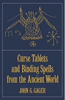 Amazon the greek magical papyri in translation including the curse tablets and binding spells from the ancient world fandeluxe Choice Image
