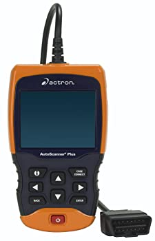 Actron CP9680 is an OBD2 automotive scan tool that supports to check ABS