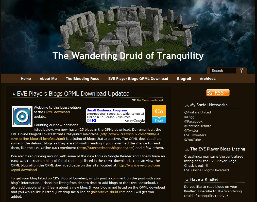 Amazon com: The Wandering Druid of Tranquility: J  Riley