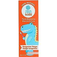 Nature Clean Kids Toothpaste, Tangerine Tango, 2.1 Fluid Ounce