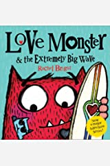 Love Monster and the Extremely Big Wave: Now a major television series! Kindle Edition
