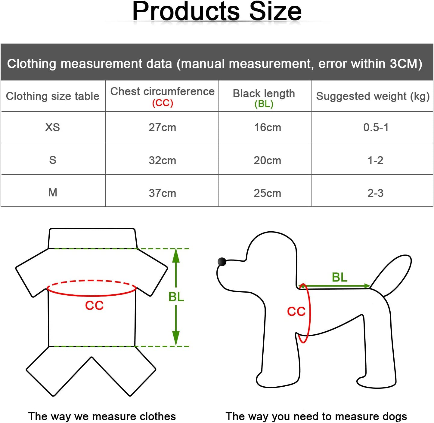 SATINIOR 2 Pieces Pet Clothing Winter Puppy Classic Warm Coat Winter Puppy Sweater Puppy Knitwear Clothes