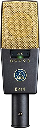 AKG Pro Audio C414 XLII Vocal Condenser Microphone