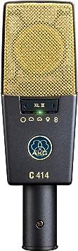 AKG Pro Audio C414 XLII Vocal Condenser