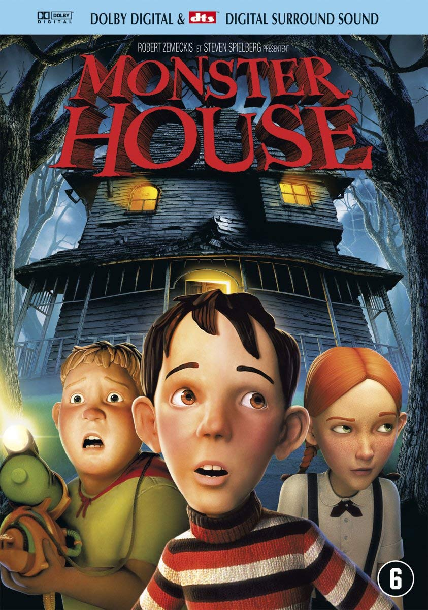 Monster House: 8712609684797: Amazon.com: Books