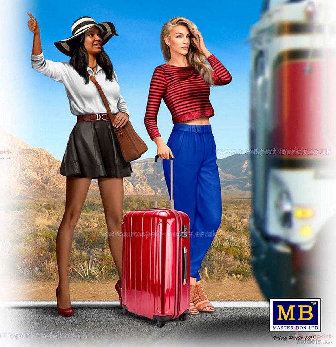 Masterbox 24041 Modellbausatz, Verschiedene