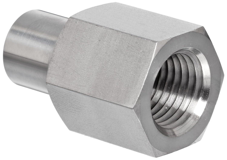 Amazon.com: Parker weld-lok 4 – 4 gw-ss Acero Inoxidable 316 ...