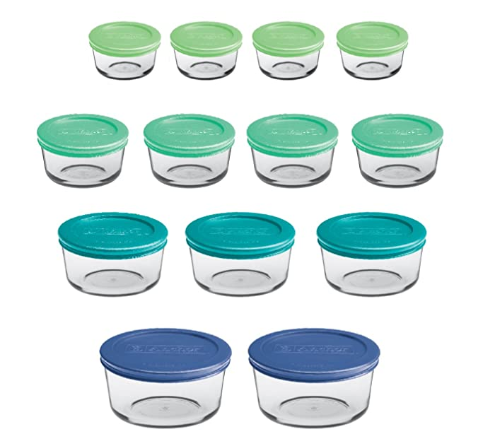 Top 10 3 Compartment Reusable Food Storage