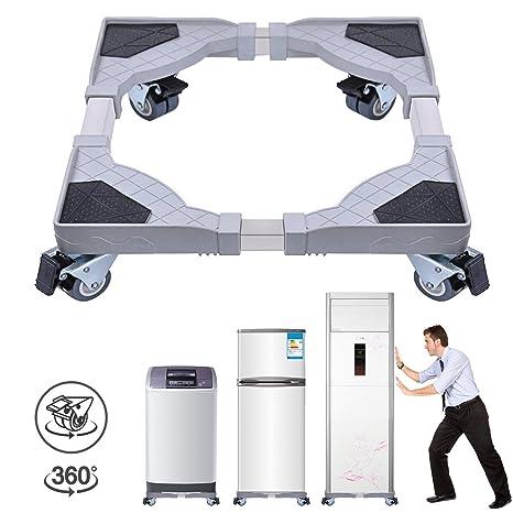 Dewel Base de lavadora antideslizante Base de panel Supporter un ...