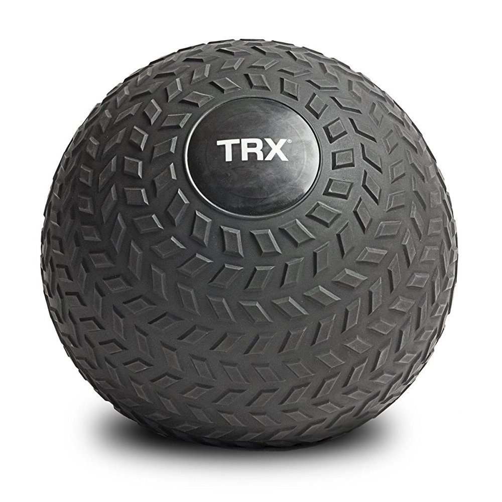 TRX Training Slam Ball, Easy-Grip Tread & Durable Rubber Shell, 30lbs by TRX (Image #1)