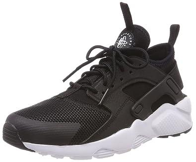 size 40 6497d 48395 Nike Air Huarache Run Ultra GS, Chaussures de Running Entrainement Garçon,  Multicolore (Black