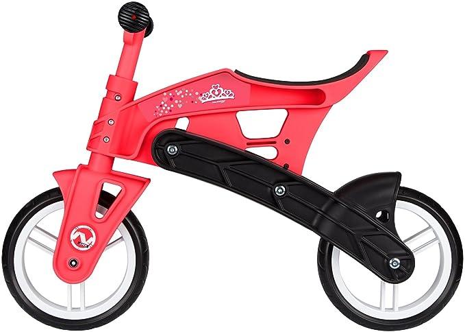 Balance Bike Ajustable • N Rider •: Amazon.es: Deportes y ...
