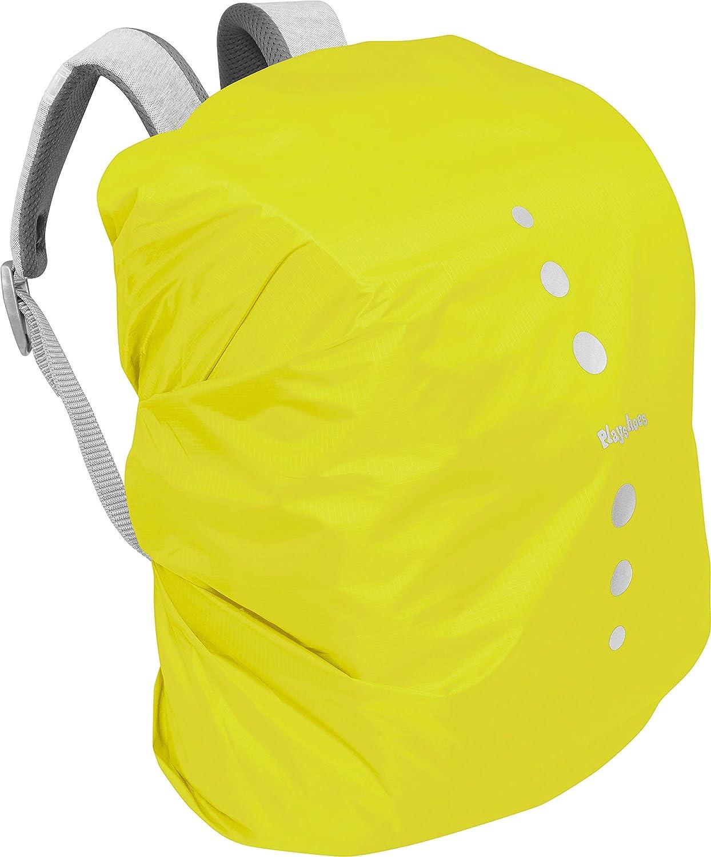 Playshoes Unisex Kids/' Regenh/ülle F/ür Rucksack Luggage