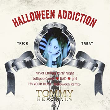 amazon halloween addiction 通常盤 tommy february6 tommy