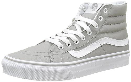 Vans Sk8 Hi Slim Shoes DrizzleTrue White Vans Women