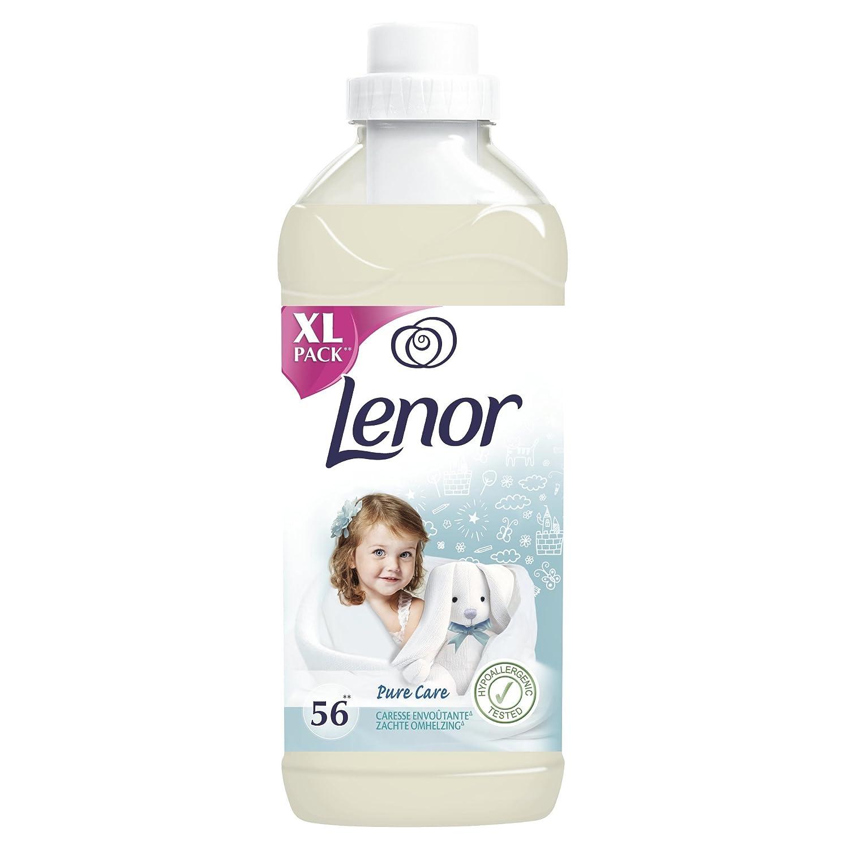 Suavizante Lenor (1,4L, 2 unidades)