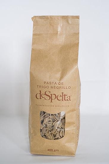 Pasta Corta Ecológica de Trigo Negrillo 400gr