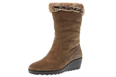ENVAL SOFT Chaussures femme bottes à talons 89952 00 BOUE taille 40 Vase 00d4785541b