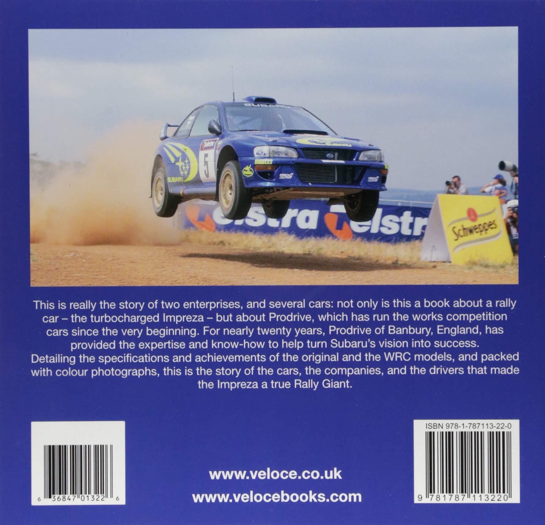 Subaru Impreza (Rally Giants): Amazon.es: Graham Robson: Libros en idiomas extranjeros
