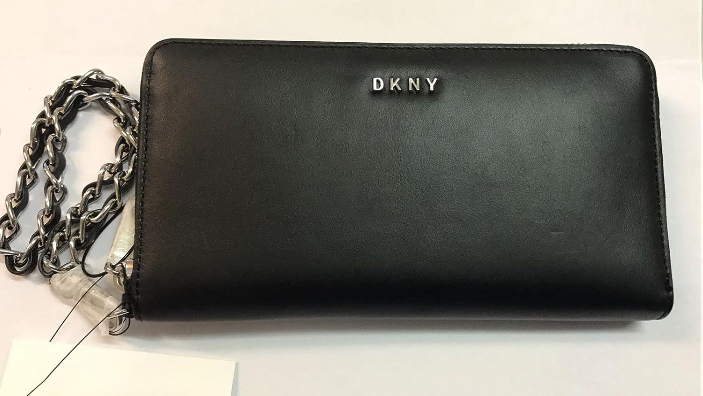 DKNY - Cartera para mujer negro negro: Amazon.es: Equipaje