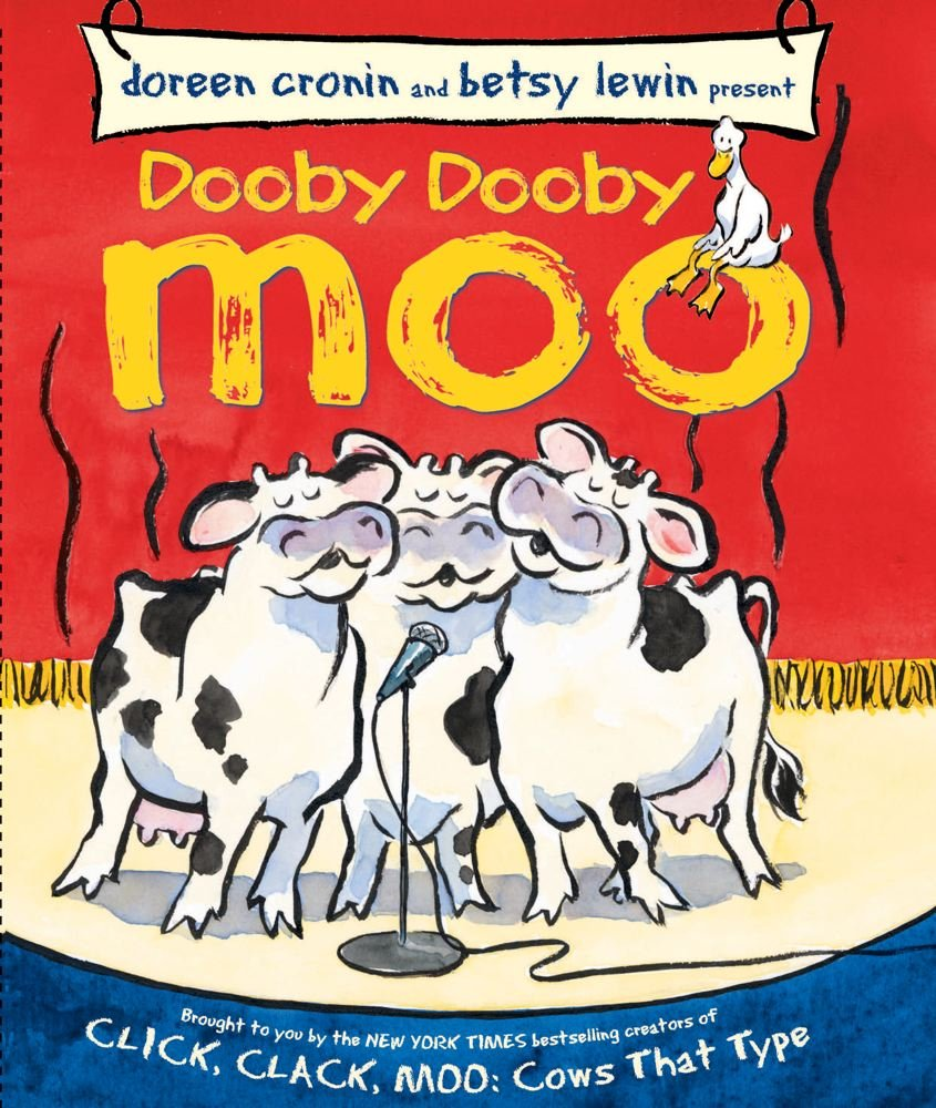 Dooby Moo Click Clack Book product image