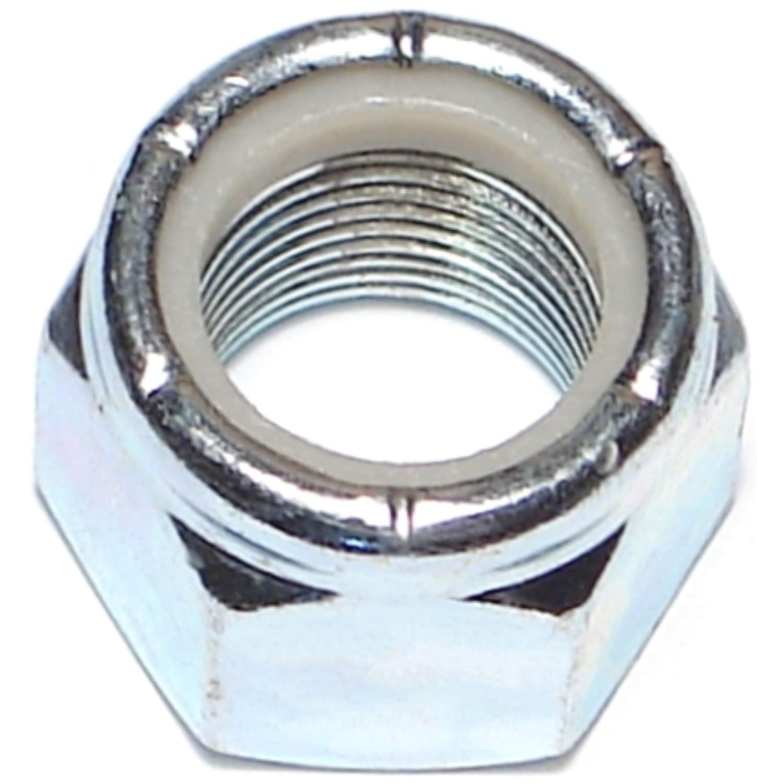 Hard-to-Find Fastener 014973285128 Fine Nylon Insert Lock Nuts, 3/4-16-Inch