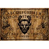 Occult Boards Spalt Pure Evil Ouija Board