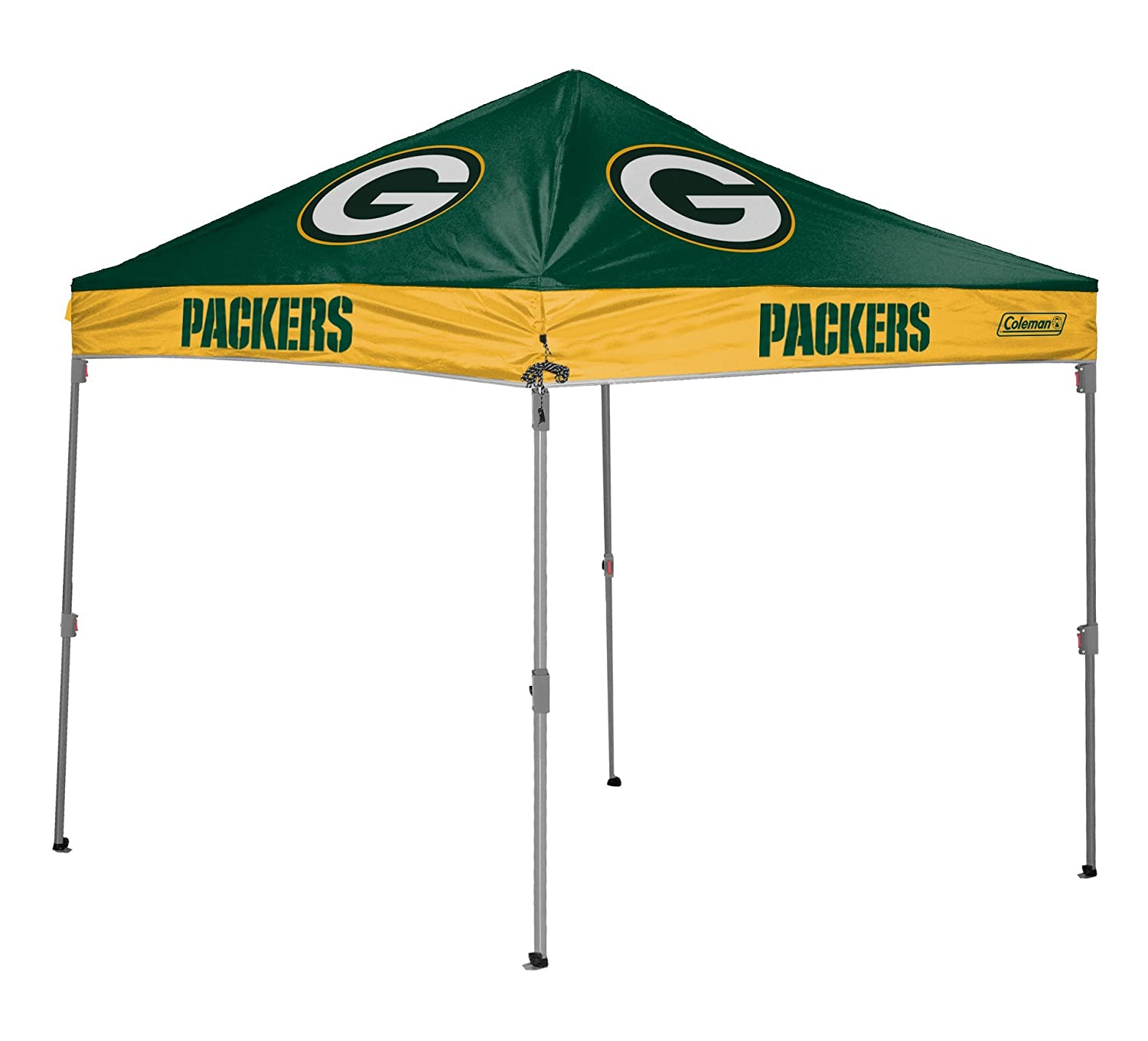Amazon.com  NFL Instant Pop-Up Canopy Tent with Carrying Case 10x10  Sports u0026 Outdoors  sc 1 st  Amazon.com & Amazon.com : NFL Instant Pop-Up Canopy Tent with Carrying Case ...