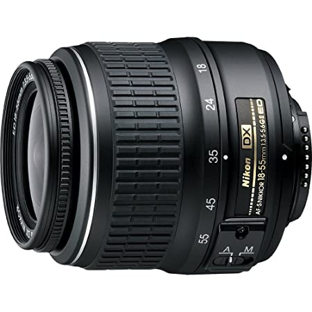 Review Nikon 18-55mm f/3.5-5.6G ED