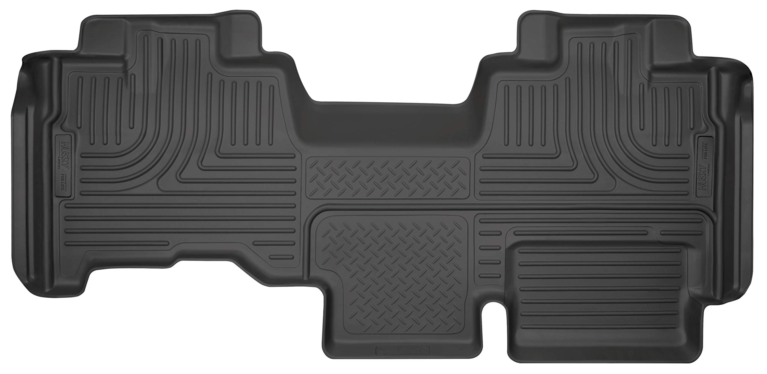 Husky Liners 2nd Seat Floor Liner (Full Coverage) Fits 09-14 F150 SuperCab