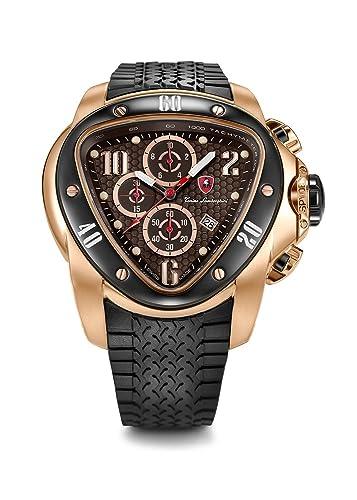 740f52a84172 Tonino Lamborghini Spyder 1500 1506 - Reloj cronógrafo para Hombre   Amazon.es  Relojes