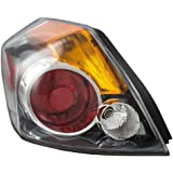 Drivers Taillight Tail Lamp Lens Replacement for Nissan Sedan 26555-ZN50A