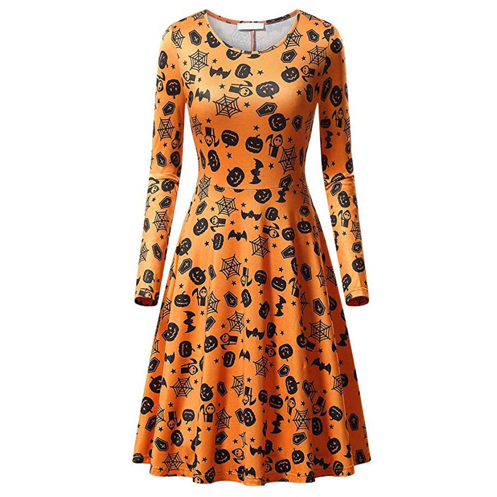 Big Promotion Caopixx Dresses for Women's Elegant Dresses Casual A Line Dress T-Shirt Loose Dress
