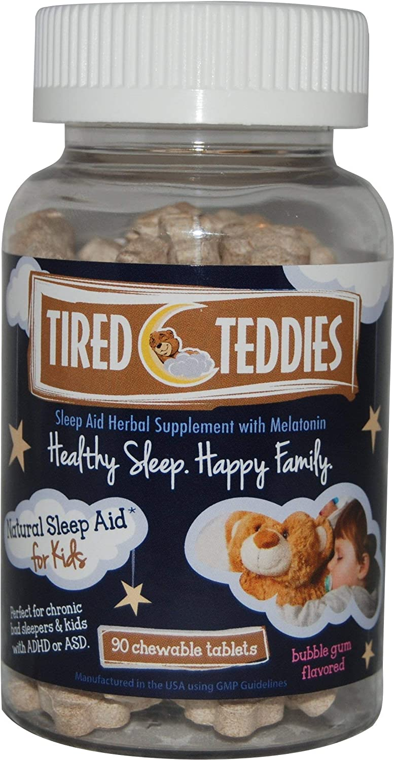 Top 10 Best Melatonin For Kids (2020 Reviews & Buying Guide) 2