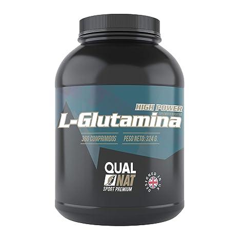 glutammina e perdita di peso
